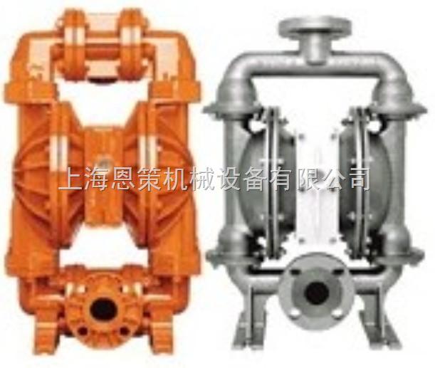 美國威爾頓P400金屬氣動隔膜泵
