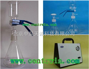 全玻璃微孔滤膜过滤器(不含真空泵) 型号:ZDKFB-10T