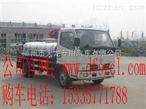 甘肃5吨洒水车价格厂家直销