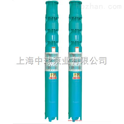 200QJ40-52/4深井潜水泵