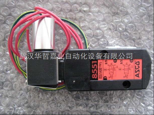 8551系列asco电磁阀nf8551a321图片