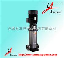 立式多级泵,不锈钢多级泵,耐腐蚀多级泵,多级泵型号