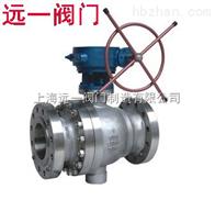 上海产品Q347F-16P/25P/40P/64P/100P/R/RL不锈钢固定球阀