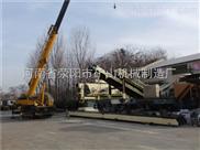 时处理500吨移动破碎站全套设备该如何配?