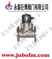 不鏽鋼法蘭直動式電磁閥