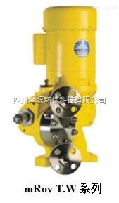 米頓羅隔膜計量泵