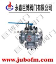 T40H-型给水回转式调节阀