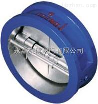 對夾式雙瓣止回閥/H76X-10C-DN800