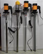 无轴封调速插桶泵-调速电动抽液泵