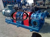 质量zui好的 LC-50/0.6型不锈钢高粘度泵 泊大江 0317-5662186