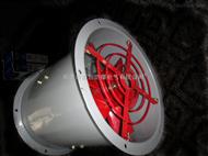BT35-11-0.37/0.55KW防爆玻璃钢低噪声轴流风机(岗位式/固定式)