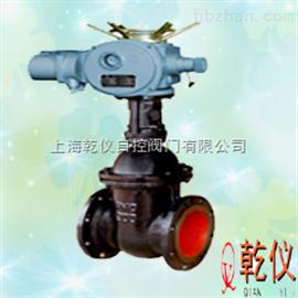 Z945T-10电动铸铁闸阀丨电动法铸铁兰闸阀