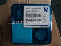 GTBP02500 millipore聚碳酸酯,亲水,0.22 µm,25 mm,黑色,光面