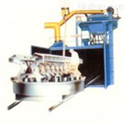 大型轉台式拋丸清理機-大型轉台式拋丸機製造商