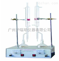 SYA-260A石油產品水分試驗器(雙聯)