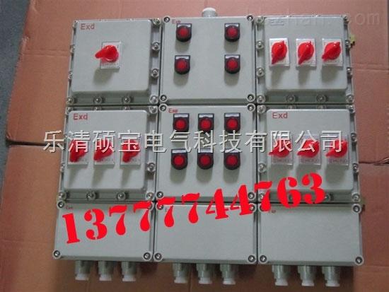 防爆动力检修箱/BXX51-6K防爆检修插座配电箱
