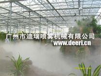 生态植物园喷雾降温系统