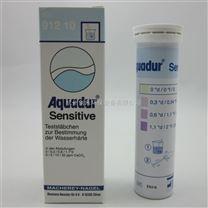 德国MN软水检测试纸 低硬度测试条 水硬度试剂盒