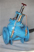 活塞式水泵控制阀