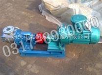 NYP高粘度齿轮泵(转子泵)
