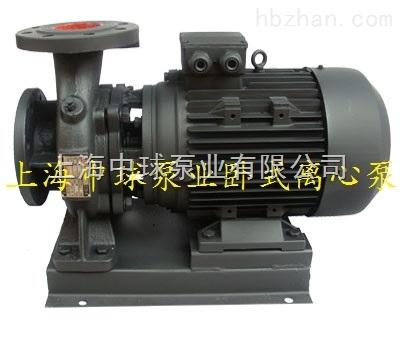 KQW40/125-1.1/2卧式离心泵