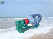 小流量齿轮泵2CY齿轮油泵