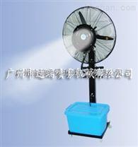 夏天户外工业厂房广场降温加湿喷雾风扇广东生产商制造商