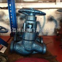 L/J86F101-250高压平衡式节流阀