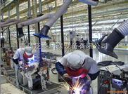 多工位焊接烟尘净化系统