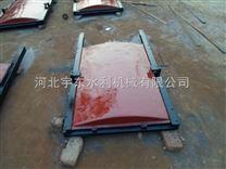 2米*2米电动铸铁闸门