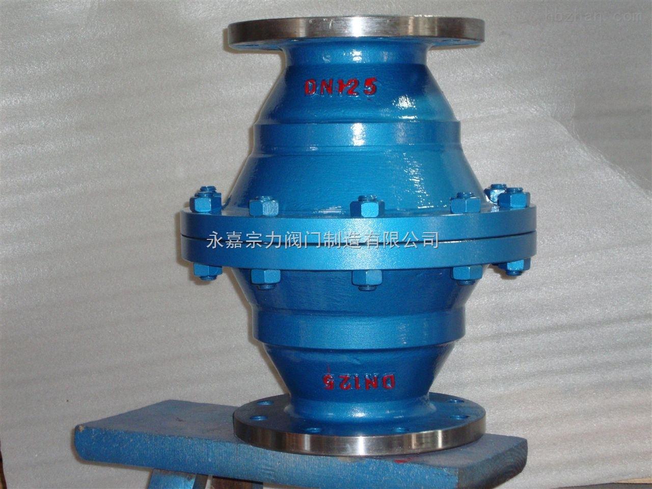 hgso7型管道阻火器产品结构尺寸:规格dn尺寸