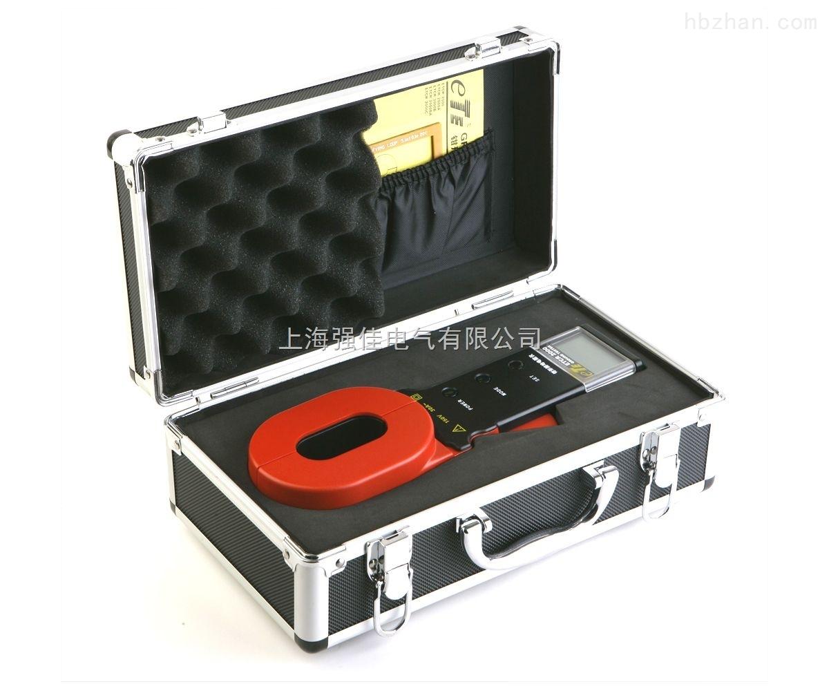 ETCR2000A(实用型)钳形接地电阻仪