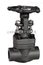 鍛鋼焊接高壓截止閥