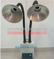双工位焊锡电烙铁烟雾净化器