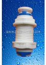 廠家直銷隔板接淨水器配件純水機配件快速接頭