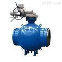 Q967F電動全焊接球閥