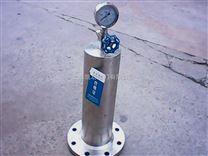 内蒙古不锈钢活塞式水锤消除器