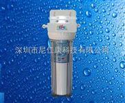 厂家直销 单级透明壁挂式前置净水器 2分口、4分口自来水过滤器