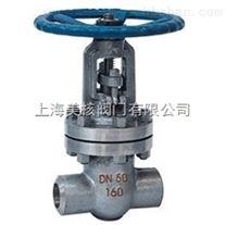 Z61H/Y/W型鑄鋼承插焊楔式閘閥