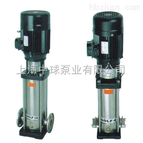CDLF2-100不锈钢多级离心泵