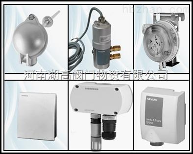 西门子温度传感器在供热,通风和空调系统中,用于采集室外温度.