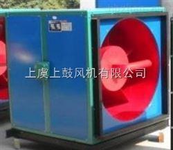 HTFC高温双速排烟风机箱
