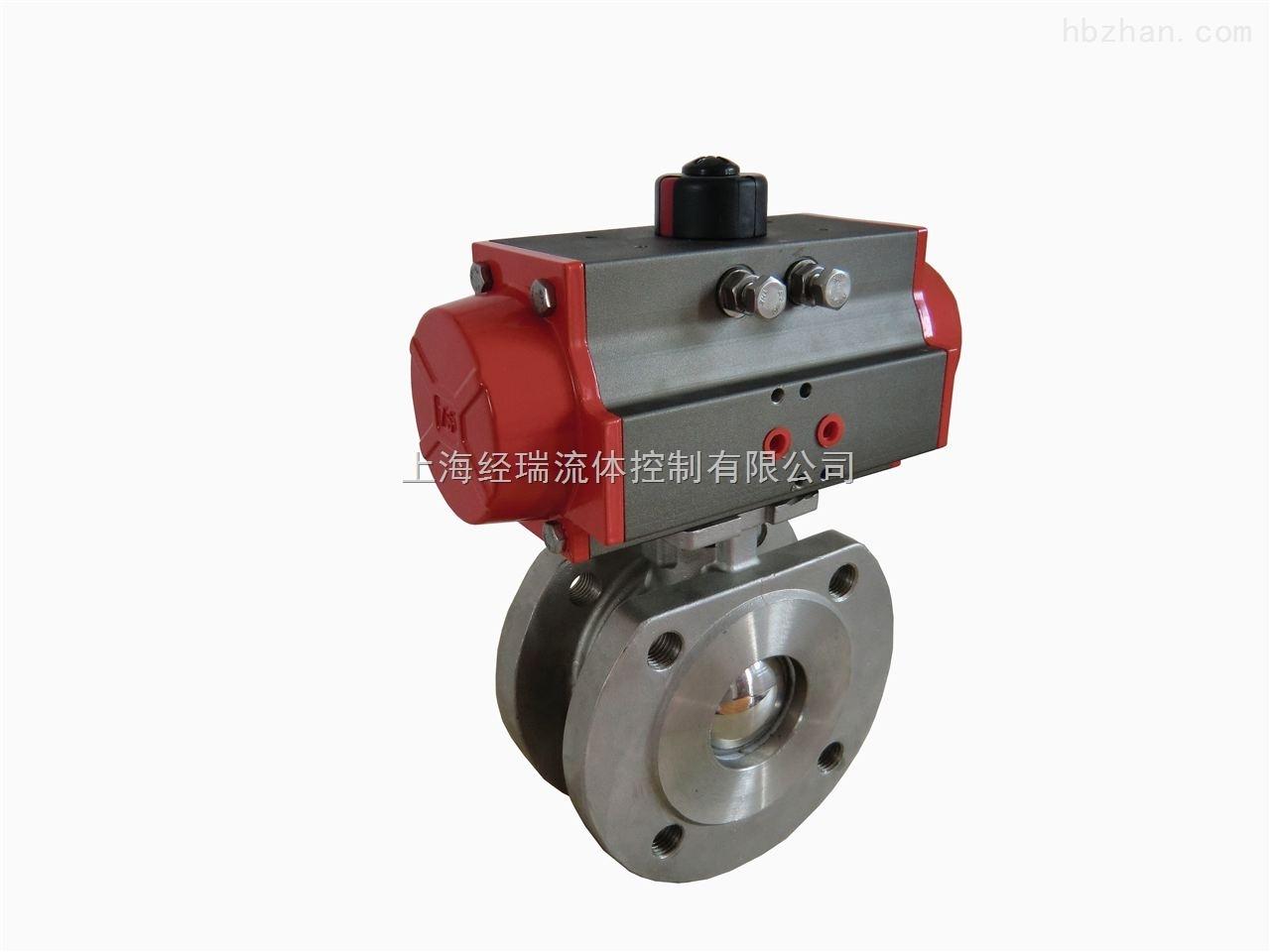 bv1-气动薄型球阀-上海经瑞流体控制有限公司图片