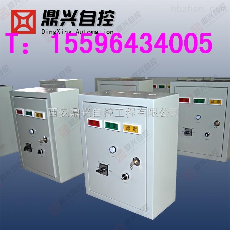 人防地下通风方式信号控制箱一般安装在哪?