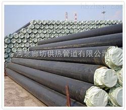 DN125供热预制聚氨酯管生产商,直埋保温管价格