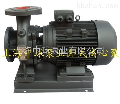 KQW80/235-18.5/2卧式单级离心泵
