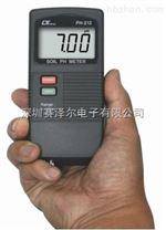 路昌PH212土壤酸堿度計|PH-212酸度測試儀