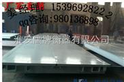 岱山县30吨地磅(6米地磅)&#215