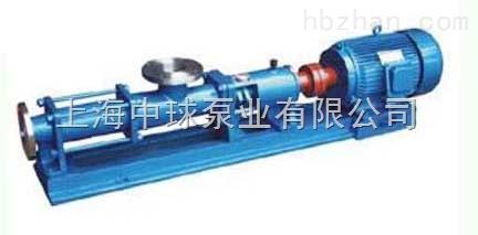 FG40-1耐腐蚀螺杆泵