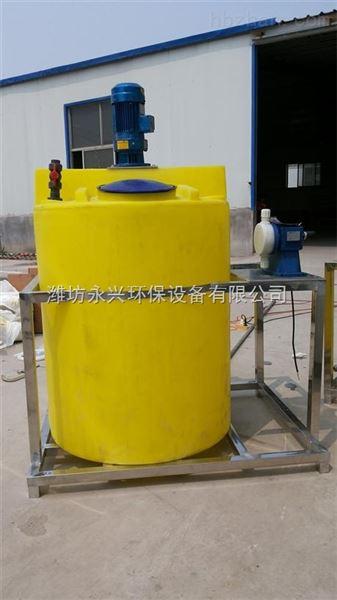 广东茂名二氧化氯发生器加药装置